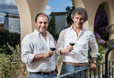 José Manuel and Luís Miguel Nunes Barata